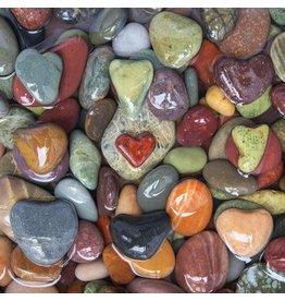 Zen Art & Design Found Love (Sm, 125 Pieces, ZEN Wooden Jigsaw Puzzle)