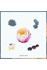 Zen Art & Design Lotus Blossoms (Md, 205 Pieces, ZEN Wooden Jigsaw Puzzle)