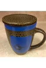 Always Azul SEA SHELL (Mug w/Lid)