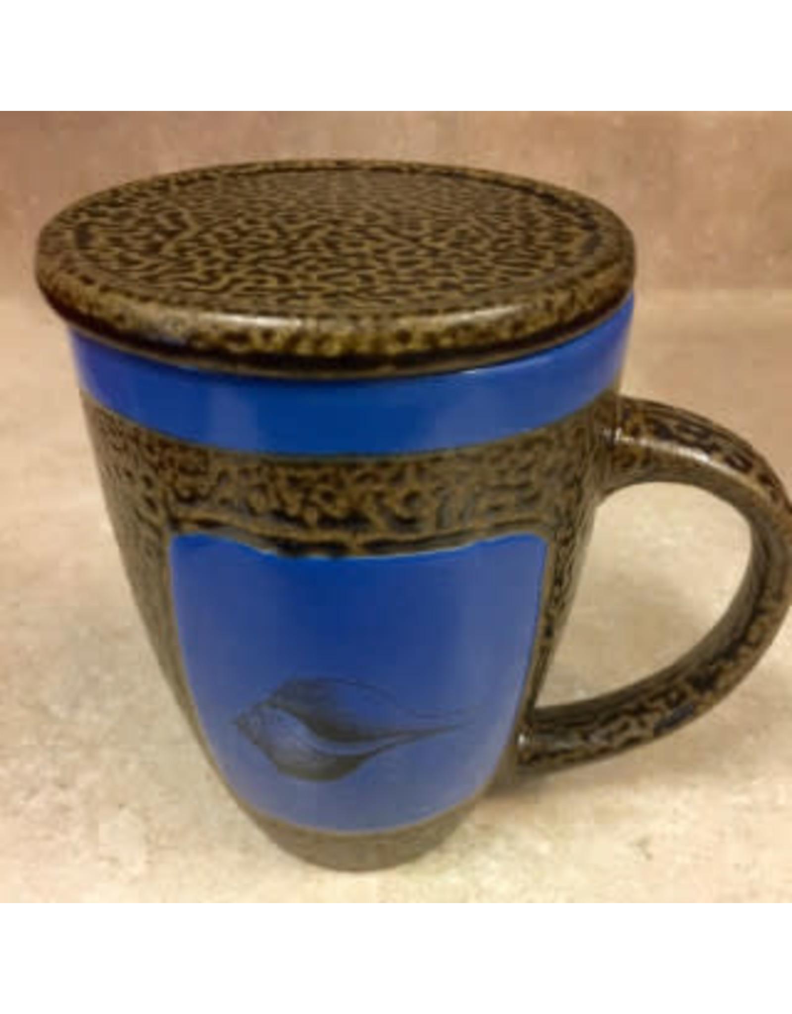 Always Azul SEA SHELL (Mug w/Lid)