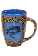 Rare Earth Gallery SEA TURTLE (Mug w/Lid)