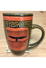 Rare Earth Gallery WHALE TAIL (Mug w/Lid)