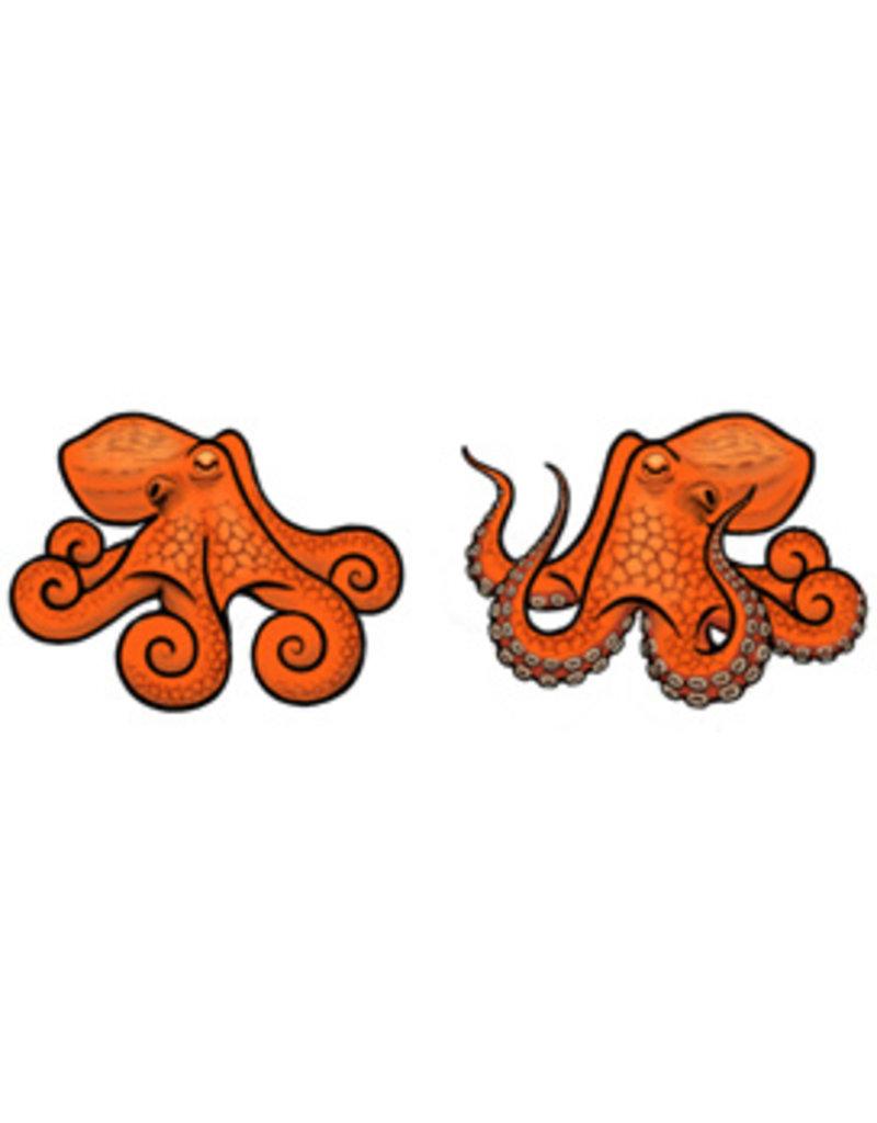 Jabebo Earrings OCTOPUS