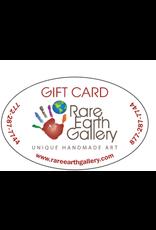 Rare Earth Gallery Rare Earth Gallery Gift Card