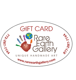 Rare Earth Gallery Rare Earth Gallery Gift Card