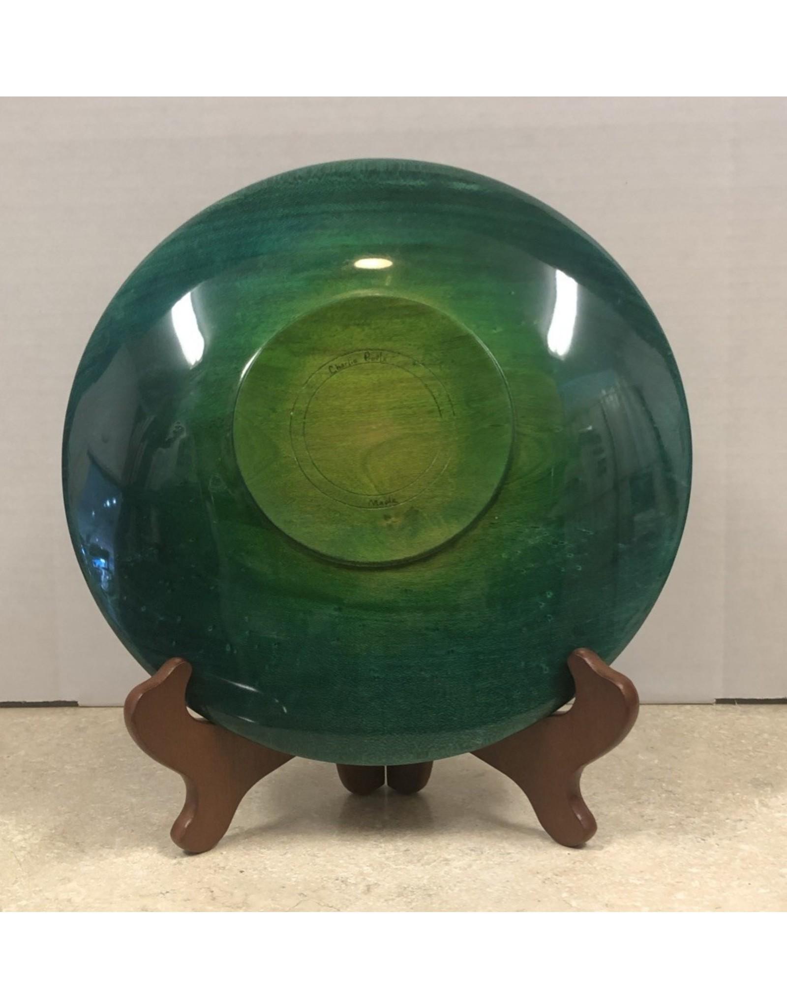 Charlie Proulx BOWL (Colorful Maple, 10.75D. x 1.25H, CAP)