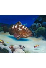 Susan Roberts Hanging Out (Giclee, Ltd. Ed, Gallery Wrap, 8x10)