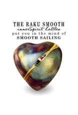 J Davis Studios SMOOTH (HEART, innerSpirit Rattle, JDAV)