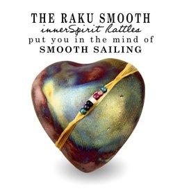 J Davis Studios SMOOTH (HEART, innerSpirit Rattle)