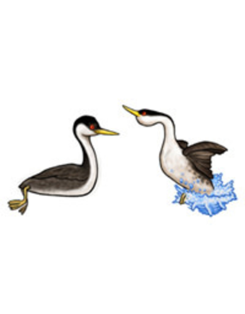 Jabebo Earrings GREBE (WESTERN)