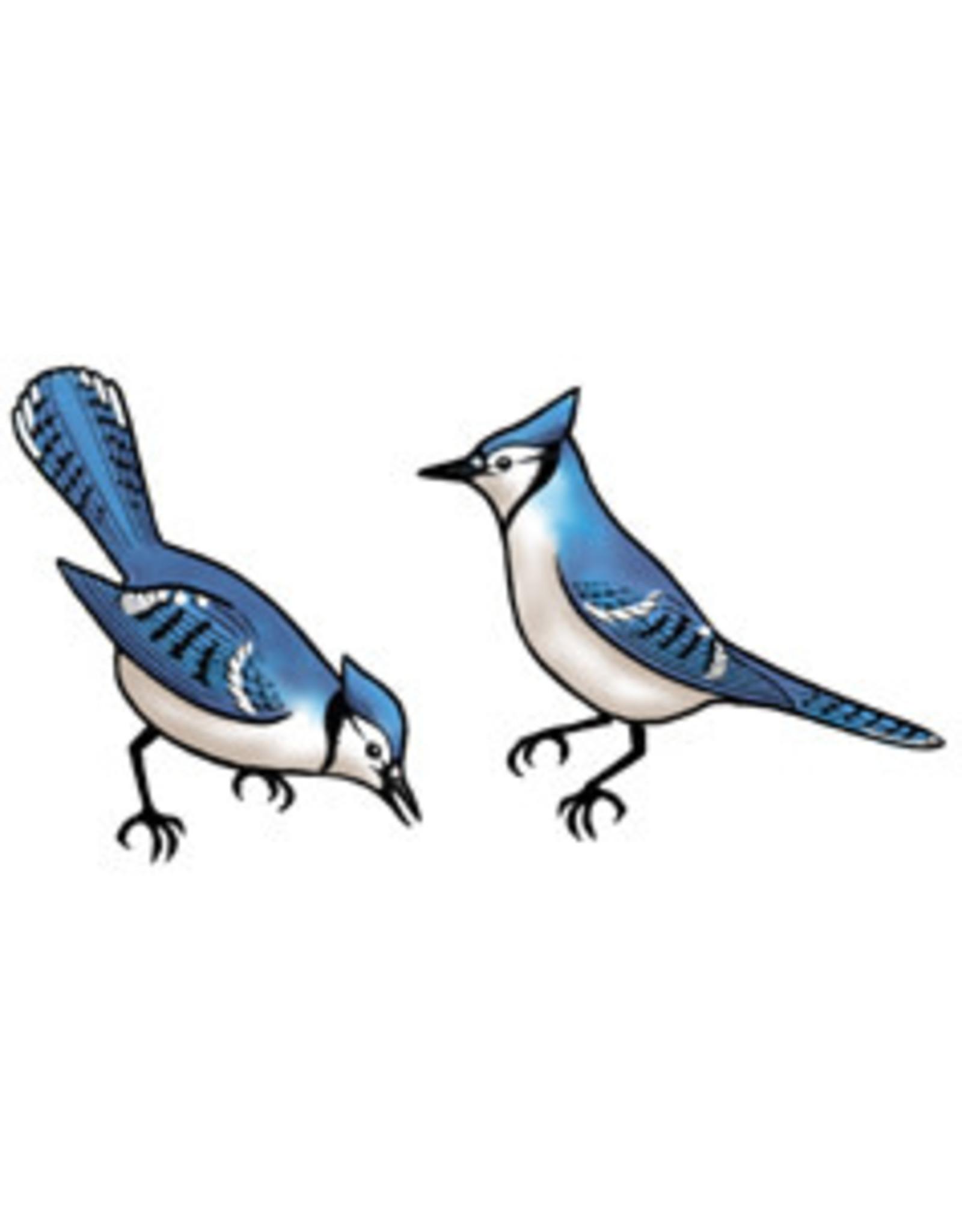 Jabebo Earrings JAY (BLUE)
