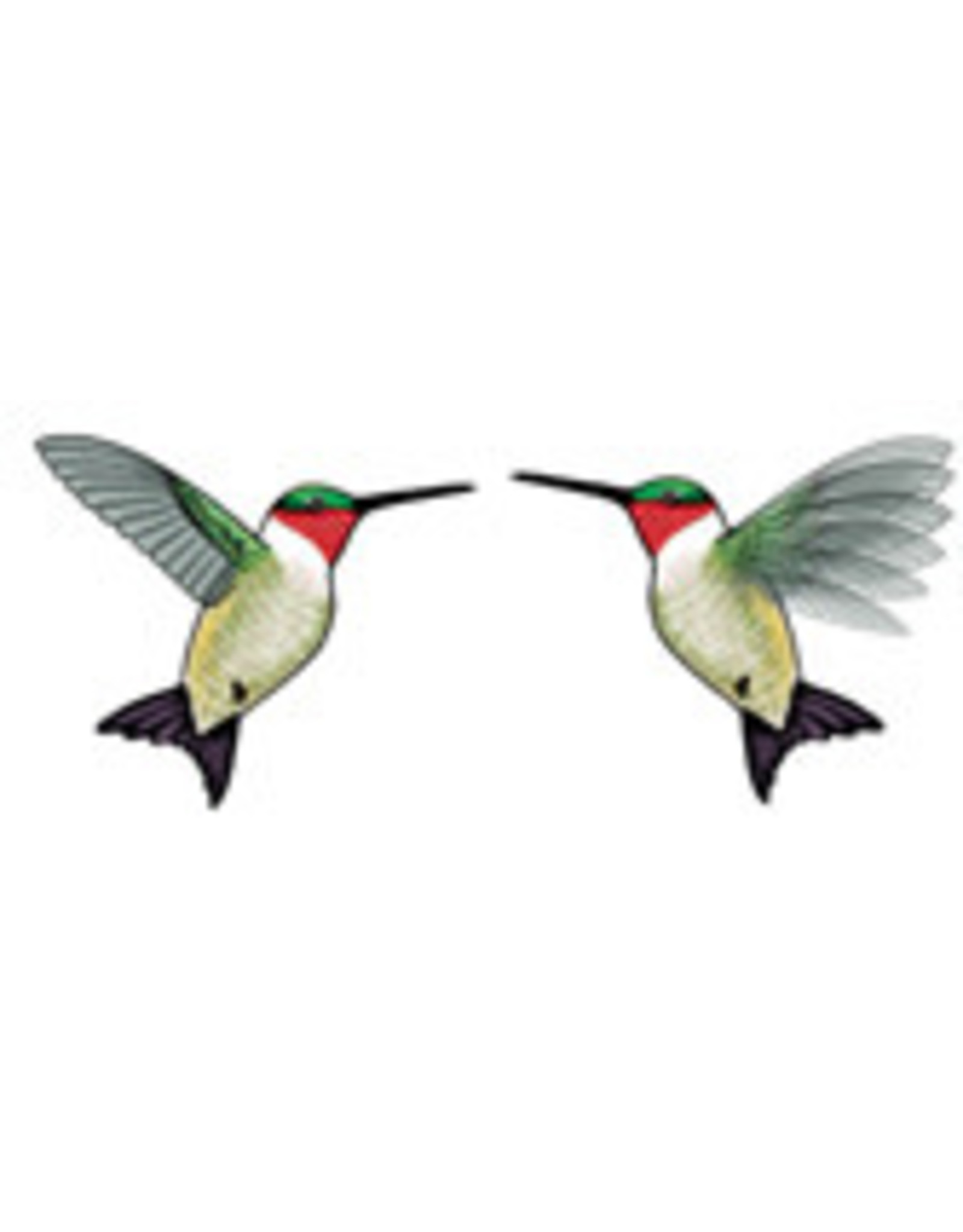 Jabebo Earrings HUMMINGBIRD (BROAD-TAILED)