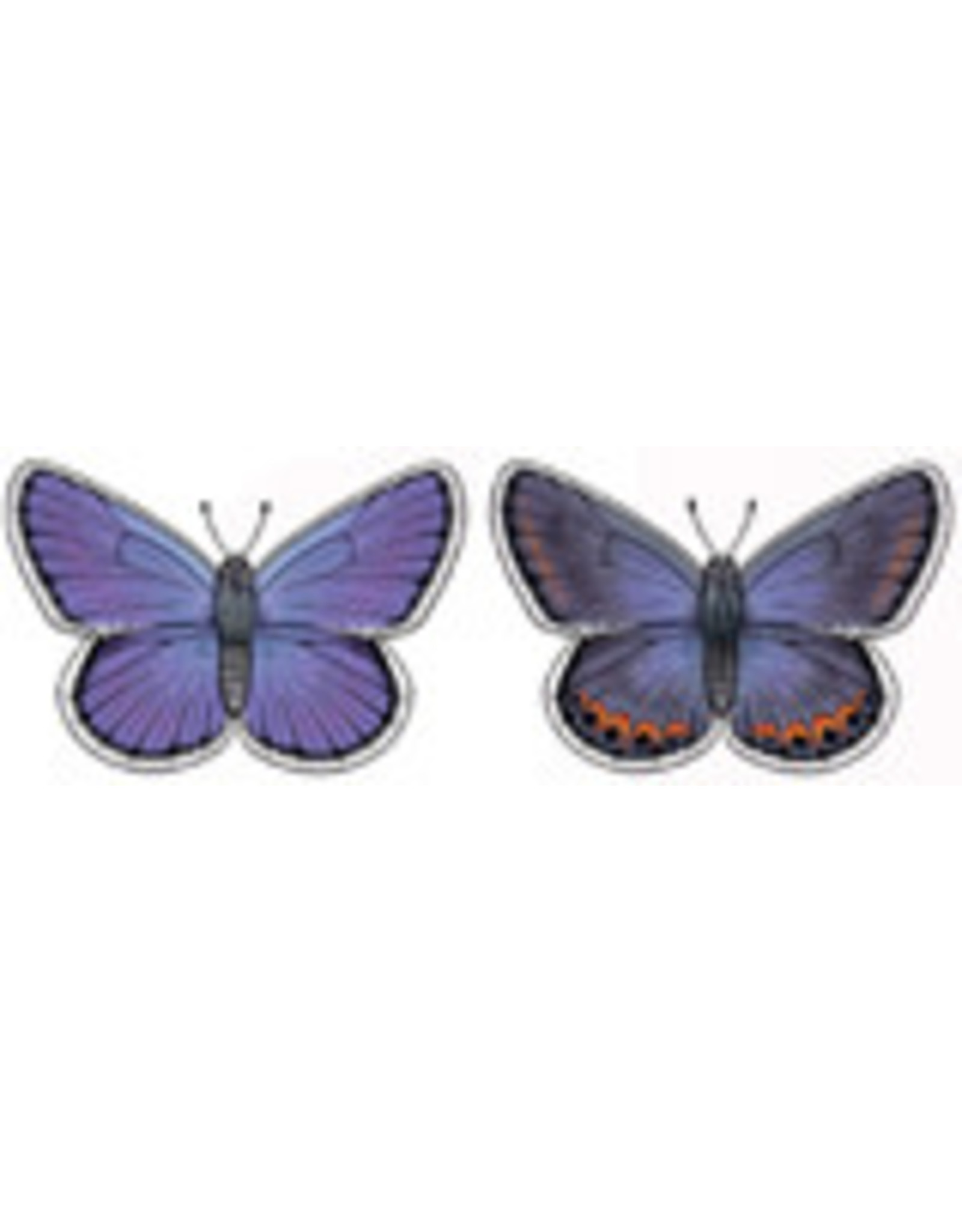 Jabebo Earrings BUTTERFLY (KARNER BLUE)
