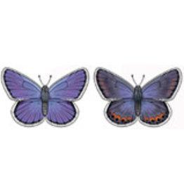 Jabebo Earrings BUTTERFLY (KARNER BLUE, JABEBO)