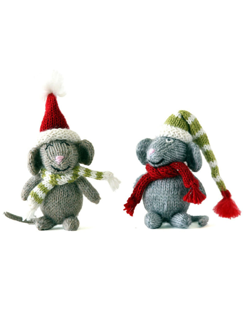 Melange Collection MICE ORNAMENT