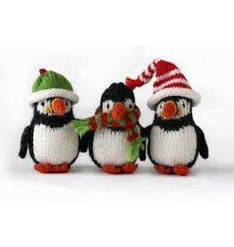 Melange Collection PUFFIN ORNAMENT