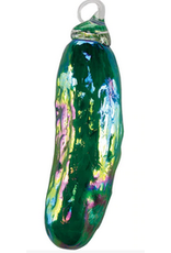 "Glass Eye Studio ORNAMENT (PICKLE, 4.5""L)"