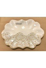 Clarkware Pottery TRAY (Scallop)