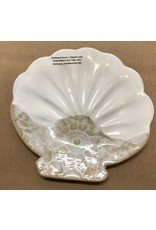 Clarkware Pottery SEA SHELL TRAY (CLARK)