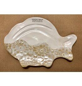 Clarkware Pottery TRAY (Fish)