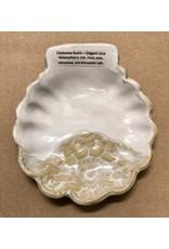 Clarkware Pottery SHELL DISH (CLARK)