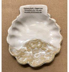 Clarkware Pottery DISH (Shell)
