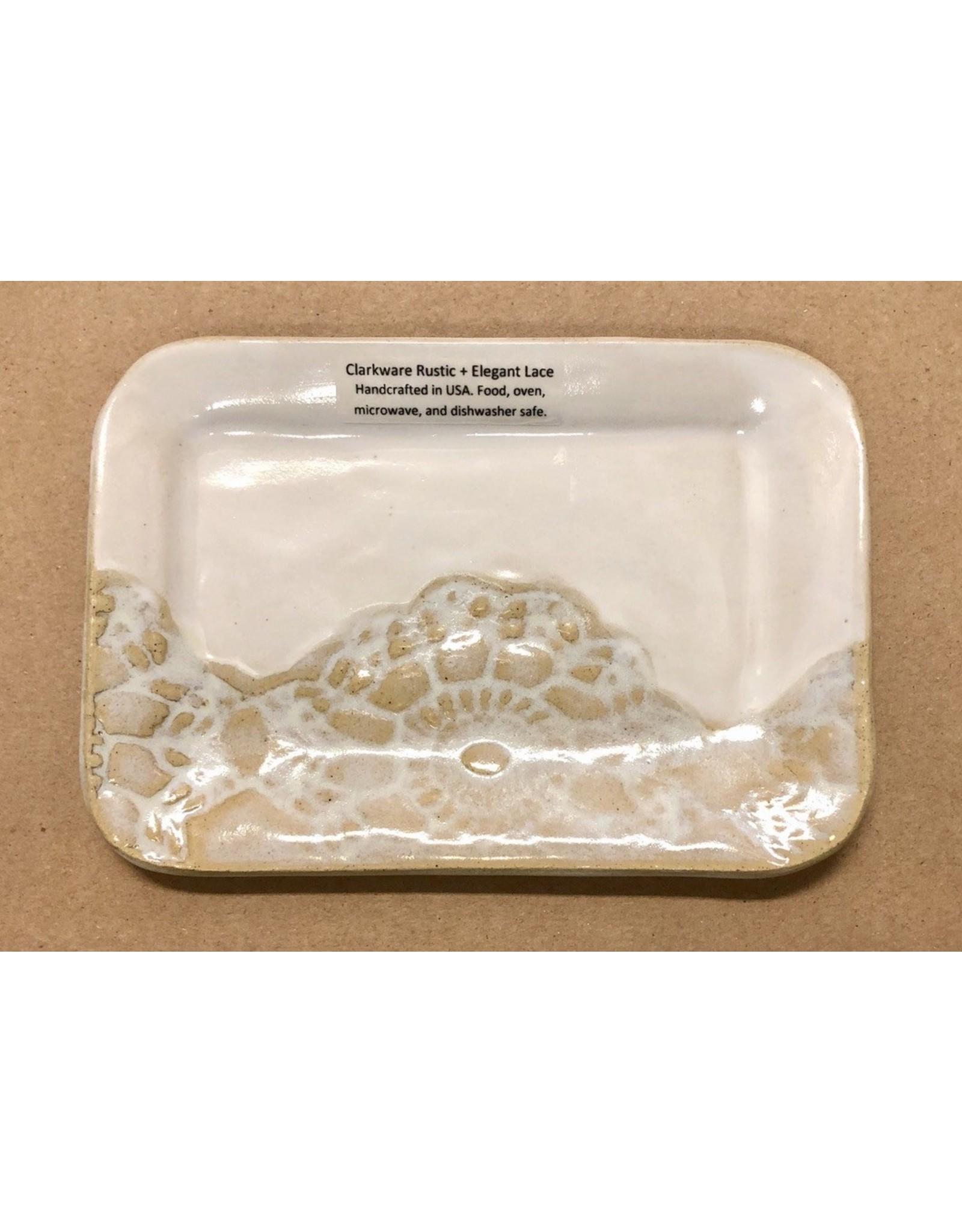 Clarkware Pottery TRAY (Rectangle)