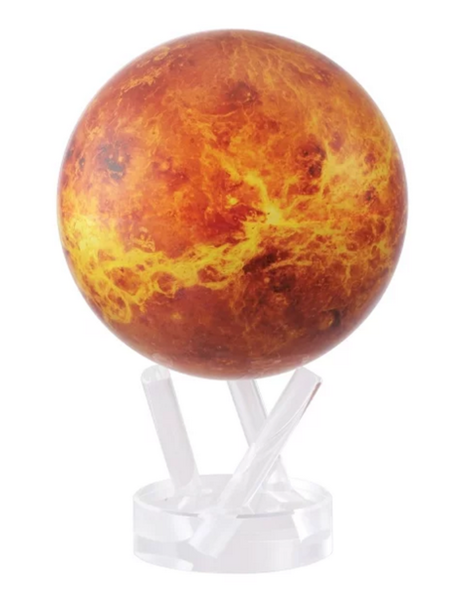 "Mova Globes VENUS (MOVA Globe 4.5"" w/Acrylic Base)"