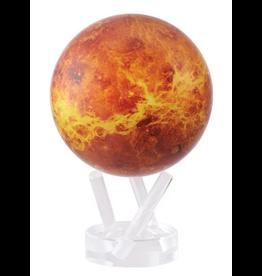 "Mova Globes VENUS (w/Acrylic Base, 4.5""D.)"