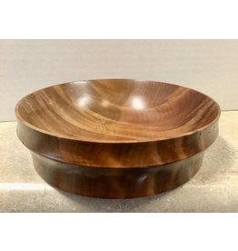 "David L. Jones Bowl (Shedua, 7""D. x 2""H, DAVJ)"
