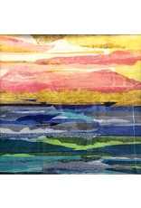 HeARTS 4 Hospice WATERSCAPE (Mixed Media, Pam Maschal, H4H 20028)