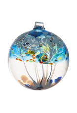 "Kitras Art Glass AIR (Elements Collection, 6"" D.)"