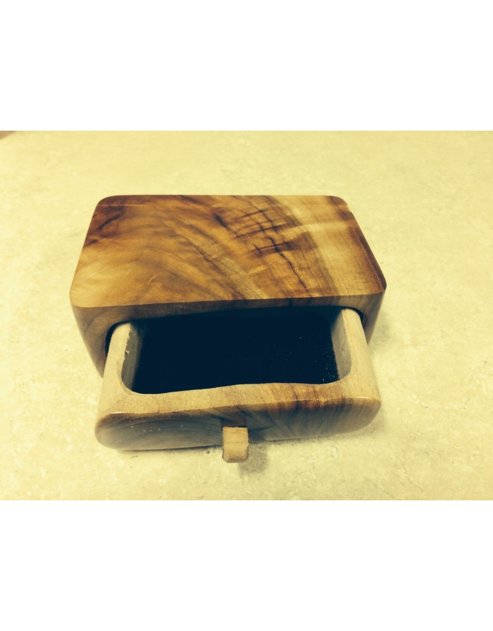 Don Snyder Jewelry Box (Wood, 1 DWR, ASST, Sm, #532)
