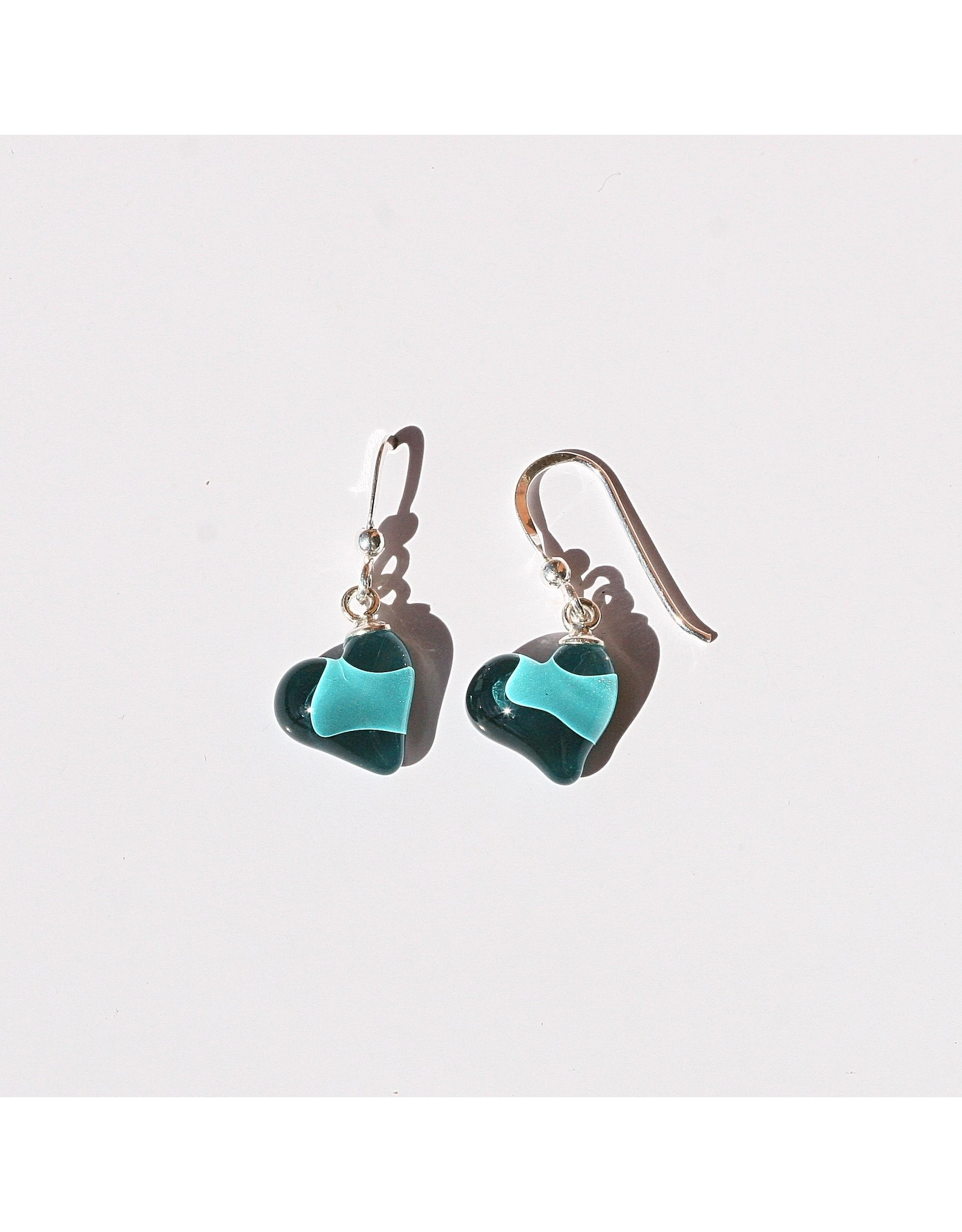 Perfecto Glass EARRING (Petite Heart, PERF)