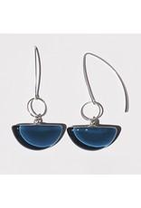 Perfecto Glass EARRING (Teacup Dangle)