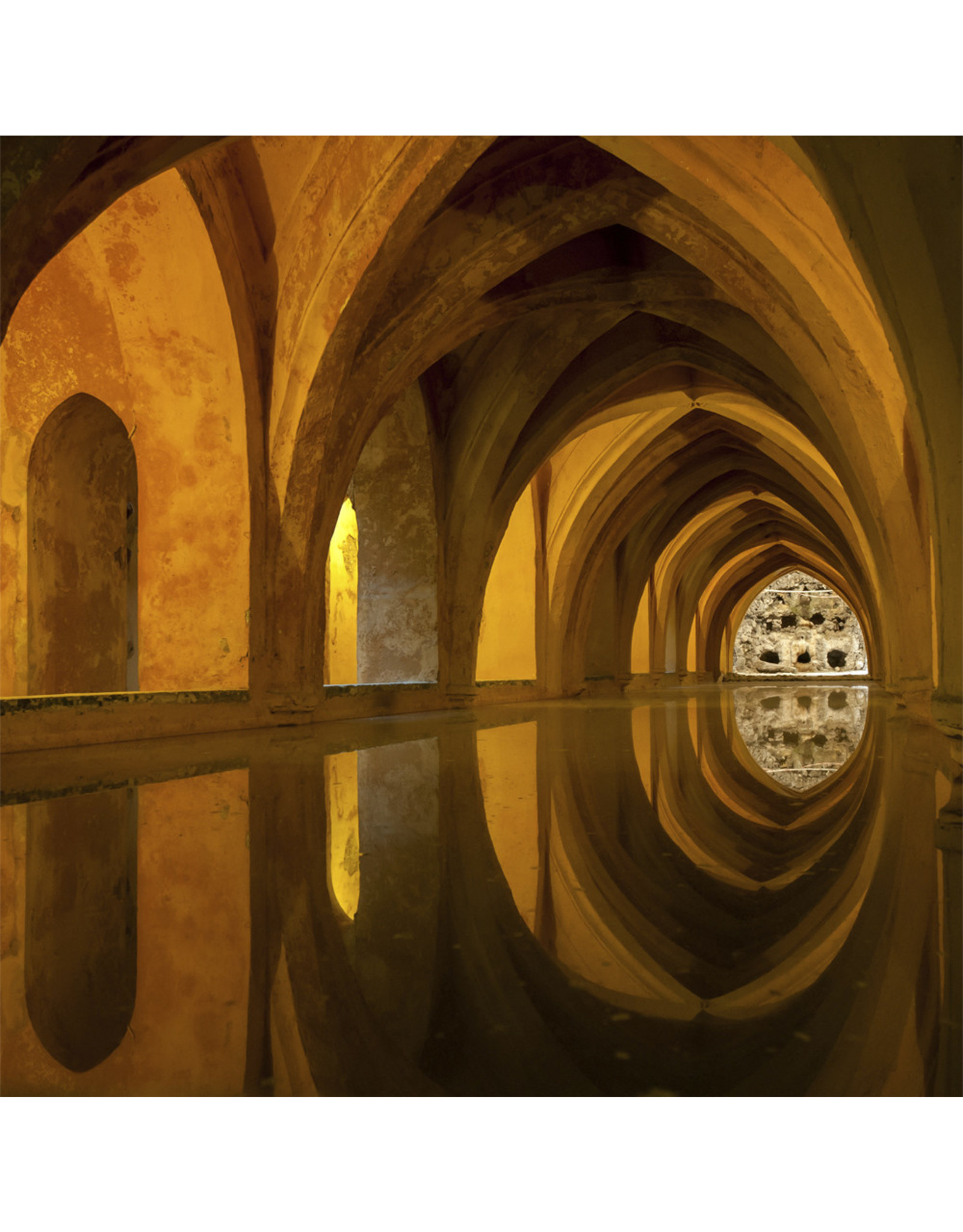 Zen Art & Design Bath in Alcazar (Sm, 126 Pieces, ZEN Wooden Jigsaw Puzzle)