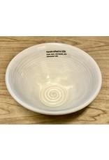 "Clarkware Pottery BOWL, ICE CREAM/SNACK, Blue or RL, 5"" (CLARK)"