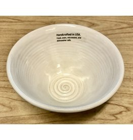 Clarkware Pottery SNACK BOWL