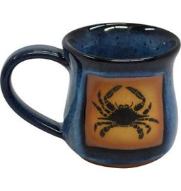 Always Azul CRAB MUG (Lg, 14oz)