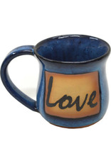 Always Azul LOVE MUG (Lg, 14oz)