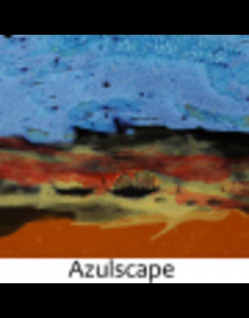 Always Azul DRAGONFLYSCAPE (Panoramic Image, Lg, 14oz)