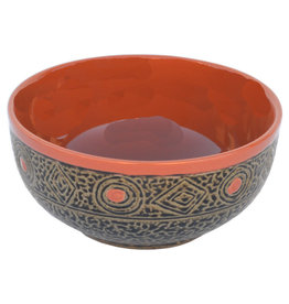 Always Azul SOUTHWEST CHILI SOUP BOWL (15OZ)