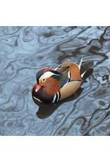 Zen Art & Design Mandarin Duck (Teaser, 50 Pieces, Artisanal Wooden Jigsaw Puzzle)