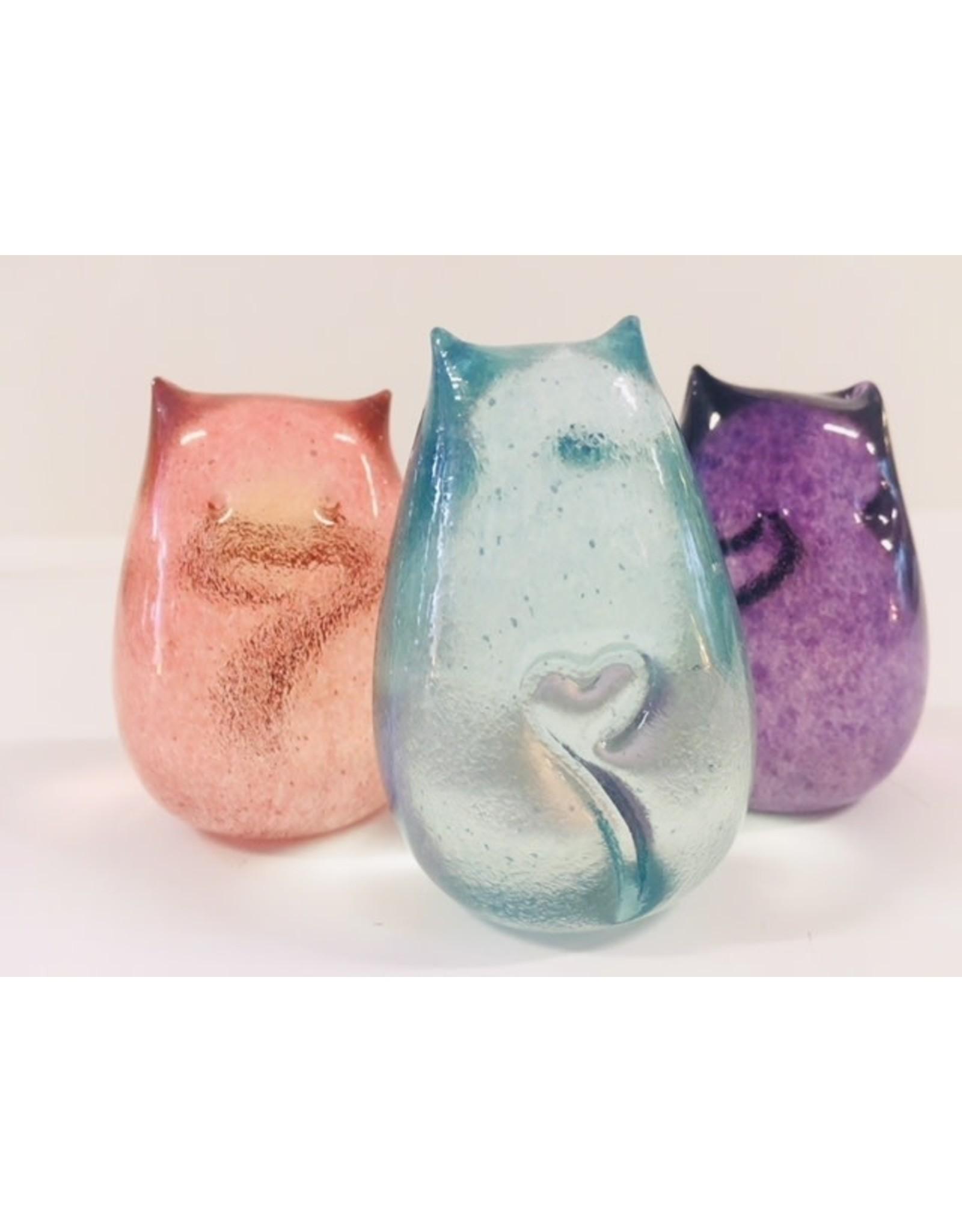 Henrietta Glass LOVE CATS (HENRI)