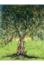 "Marcia Durham RAINBOW EUCALYPTUS (Original Acrylic, 16x20"")"