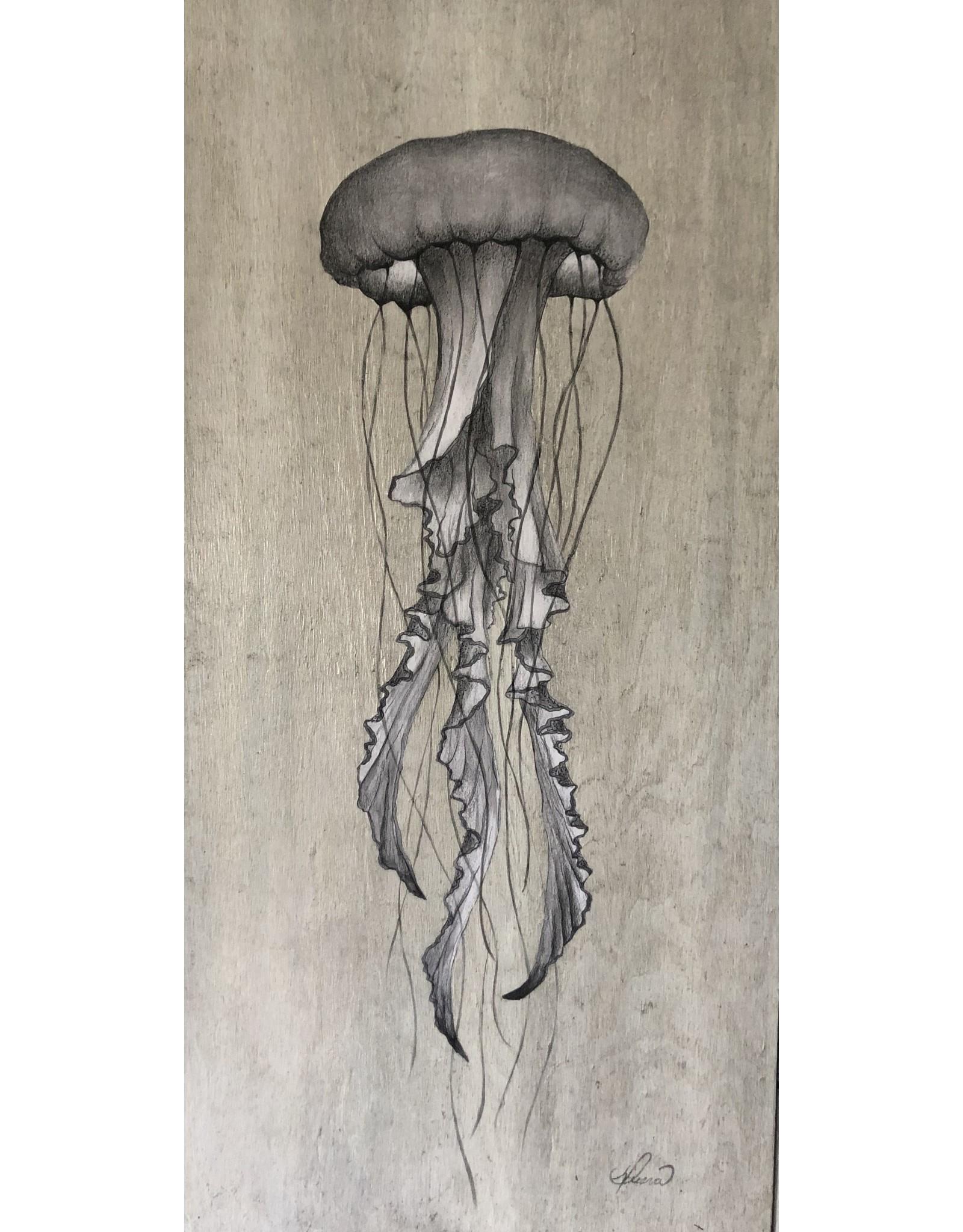 "Molly Pearce Jellyfish (11x17"" MOLP)"