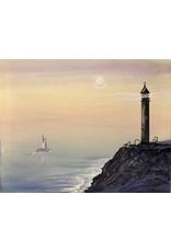 "Marcia Durham SURVIVOR, acrylic on canvas, 16x20"", MARD"
