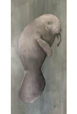 "Molly Pearce MANATEE (17x24"" MOLP)"