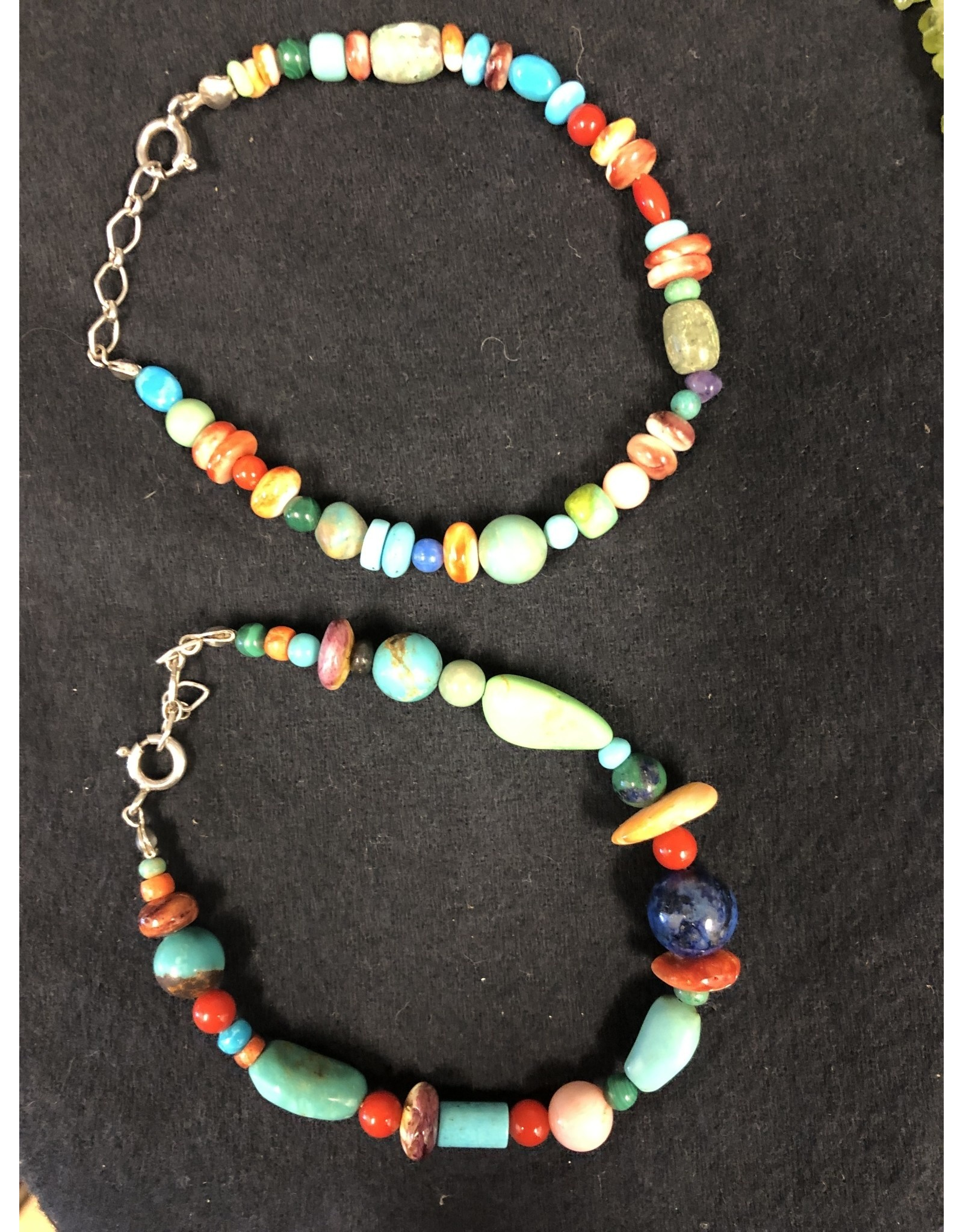 Rare Finds BRACELET, Native American Artist Design, single strand,