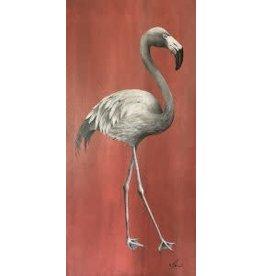 "Molly Pearce Flamingo (8x11"" MOLP)"
